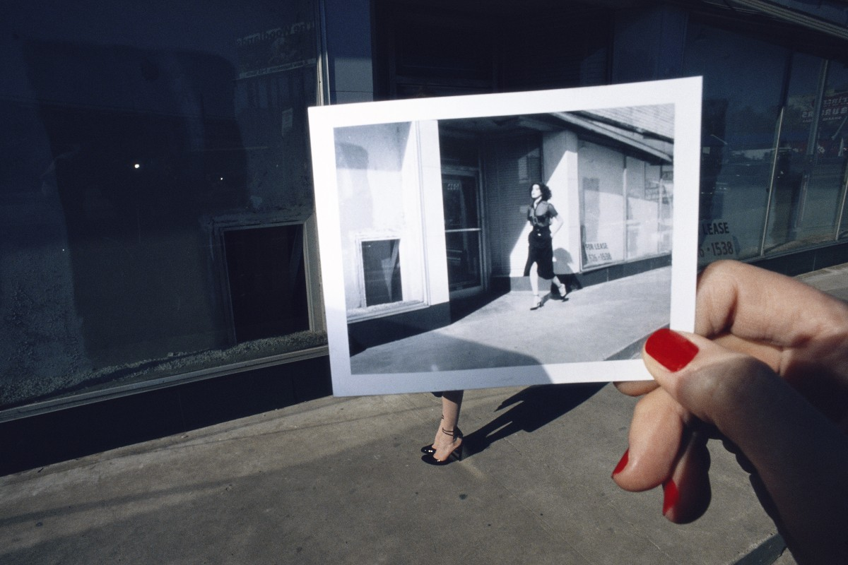 Guy Bourdin - Charles Jourdan 1978