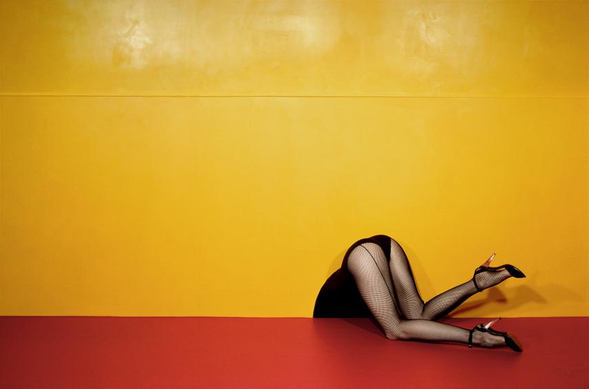 Guy Bourdin - Charles Jourdan Ad Campaign, 1979
