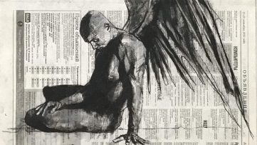 Guy Denning - Angel 3164 (detail)