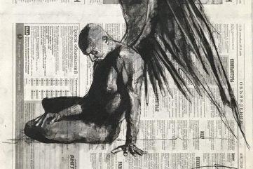 Guy Denning - Angel 3164 (detail)