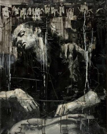 Guy Denning-Ecuba trista, Misera e cattiva, poscia che vide Polissena morta-2010