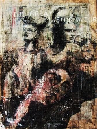 Guy Denning-Faith and Hope Fuck Charity-2008