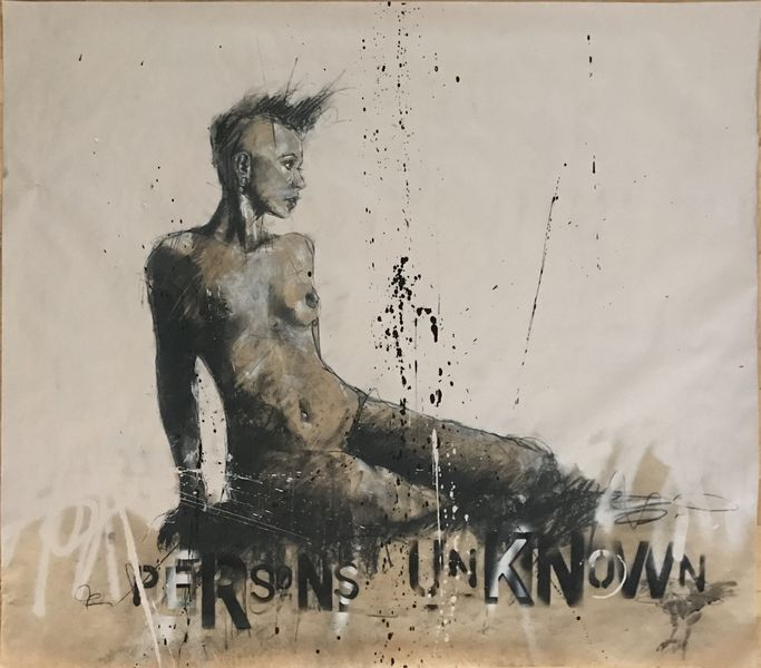 Guy Denning - Persons unknown, 2017