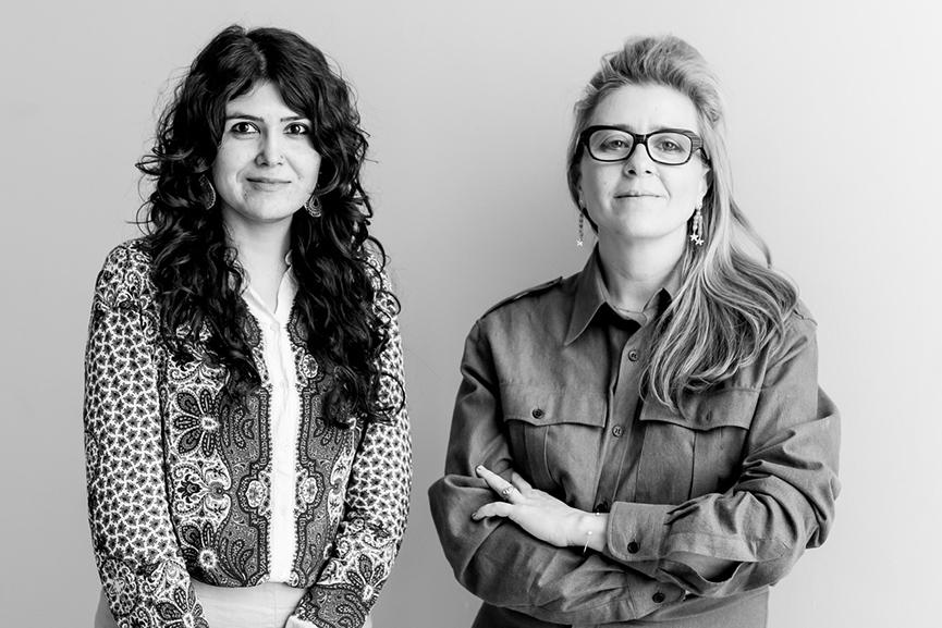 Gwangju Biennale 2020 Artistic Directors Natasha Ginwala and Defne Ayas