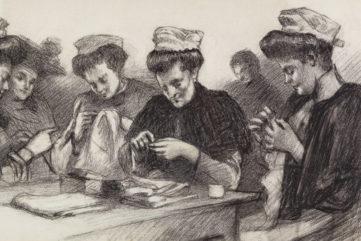 H.A.R. - Sans titre, Vers 1905
