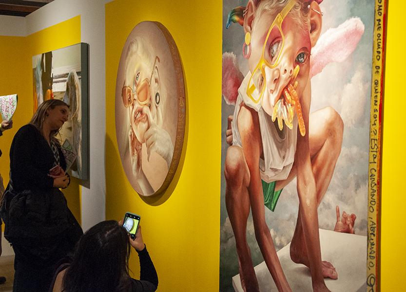HEARTBEATS Art Project. Urvanity Art 2020 Madrid