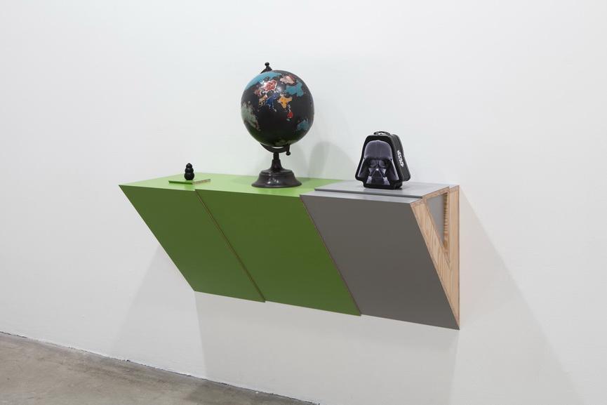 Haim Steinbach - Untitled