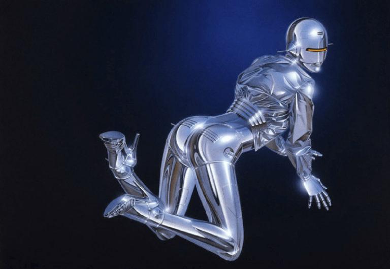 Трахай как робот