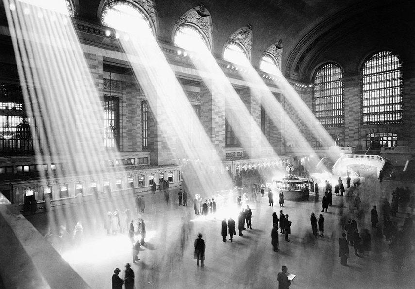 Hal Morey - Grand Central Terminal, 1930