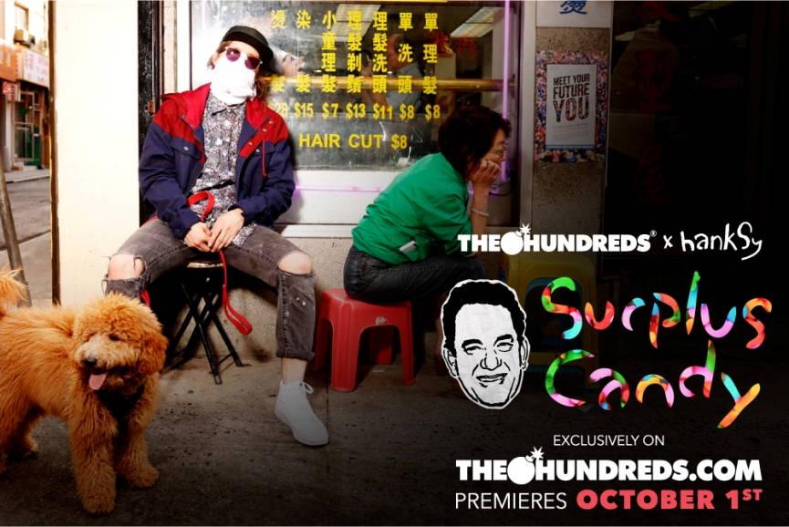 Web Series: Hanksy's Surplus Candy