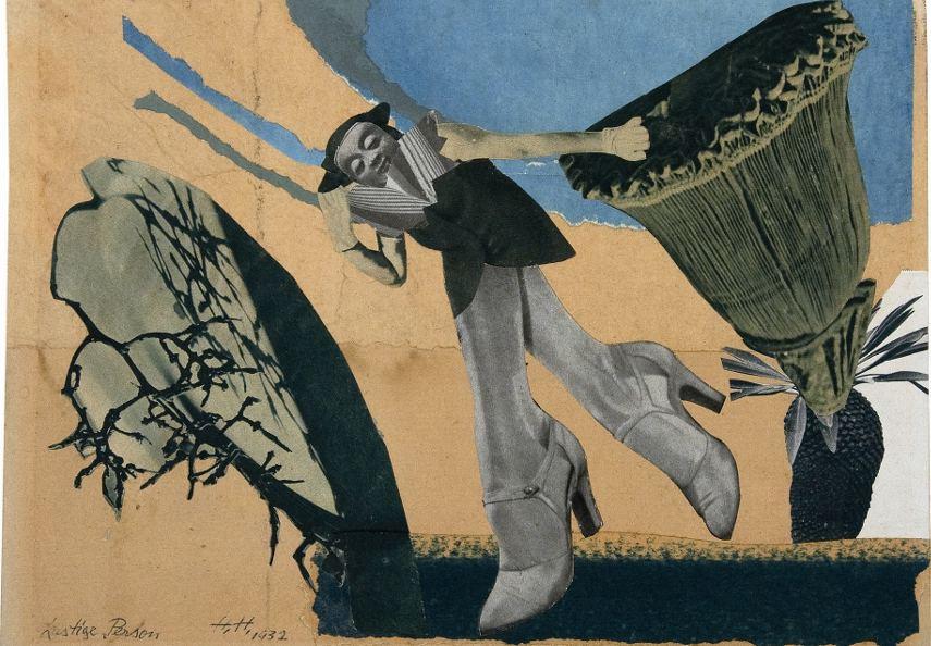 Hoch - Kustige Person, 1932 - Image via sparebankstiftelsenno