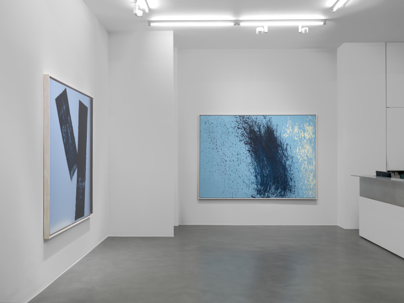 Simon Lee Gallery, Late London