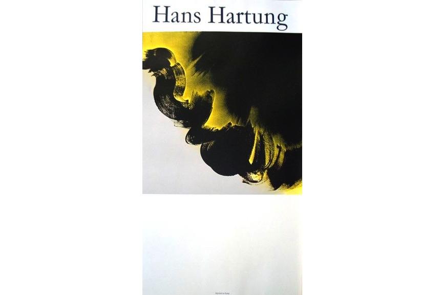 Hans Hartung - Stormcloud
