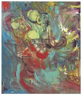 Hans Hofmann-Still Life--Yellow Balls-1937