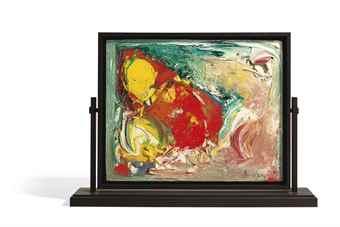 Hans Hofmann-Untitled-1950