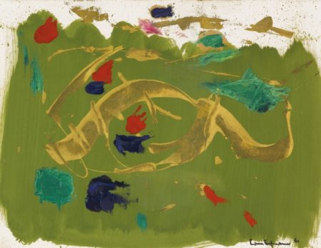 Hans Hofmann-Untitled-1961