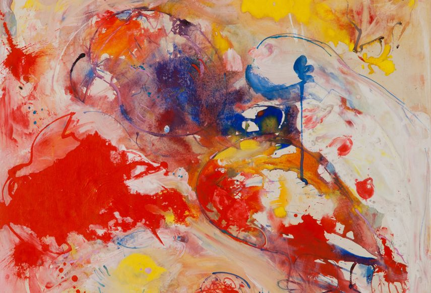 Hans Hofmann - Walls of Color - Image via thefrostedu