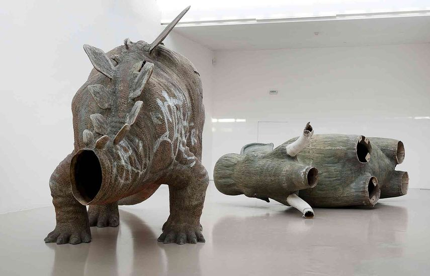 Hans Schabus exhibition