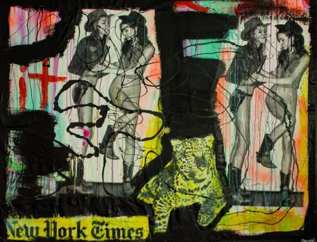 Harif Guzman - New York Crimes, 2013