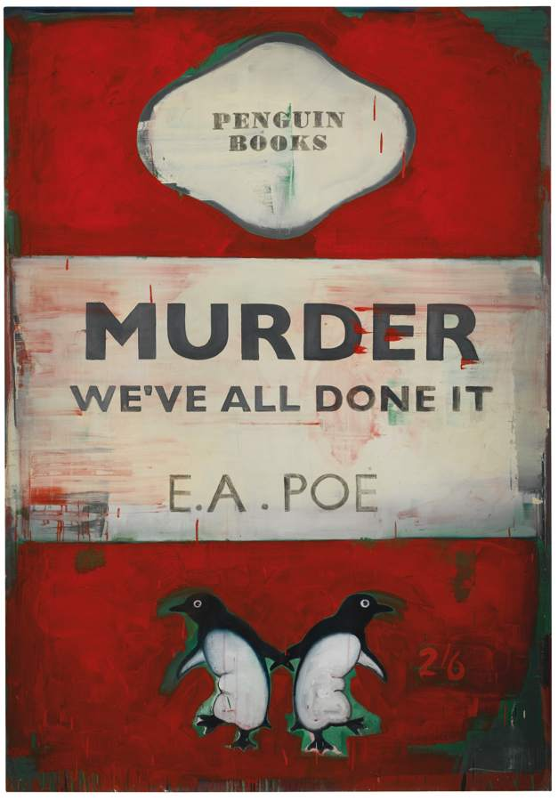 Harland Miller-Murder - We'Ve All Done It-2010