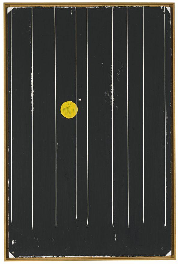Harold Ancart-Untitled (Le Soleil Dans La Nuit)-2011