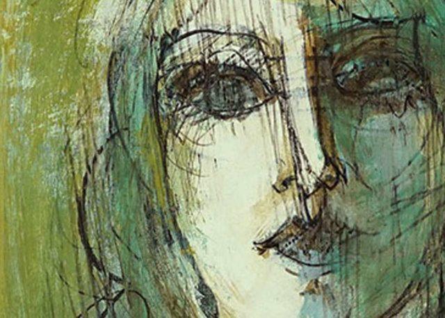 Harold Frank - Untitled (detail)