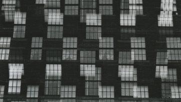 Harry Callahan - Chicago (detail), 1948
