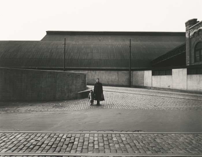 Harry Callahan-Eleanor And Barbara Chicago-1953