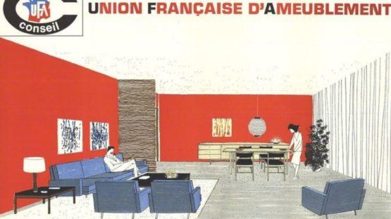 Havas Conseil - Union Francaise d'Ameublement (detail)