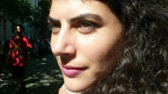 Hayley Silverman portrait - image courtesy of the artist