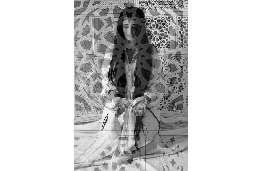 Héla Ammar - Beyond the walls II, 2013