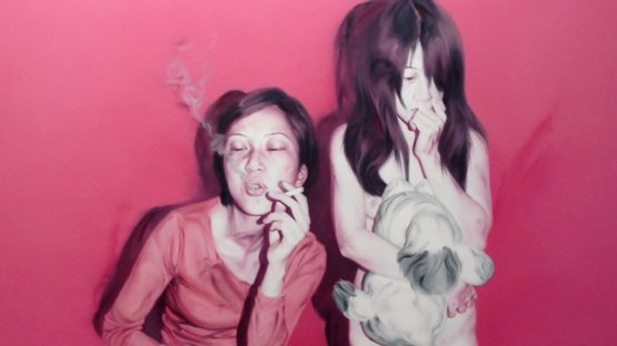 He Sen - Girls and Toys, 2012 - Courtesy of Pata Gallery