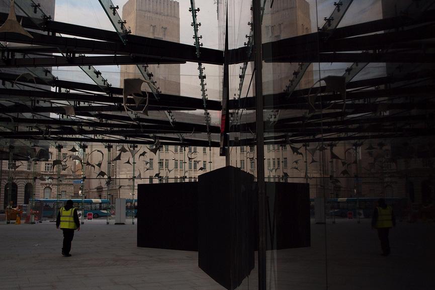 Hector Zamoras - Synclastic - Anticlastic, Liverpool Biennial