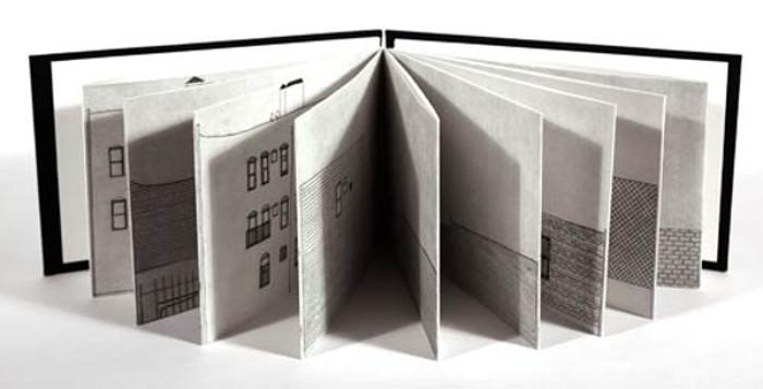 Heidi Neilson - A Block of Alleys, 2005, contemporary art, book
