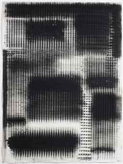 Heinz Mack-Fenster fur Licht und Schatten-1960
