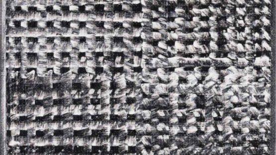 Heinz Mack - Ohne Titel, 1957-1958 (detail)