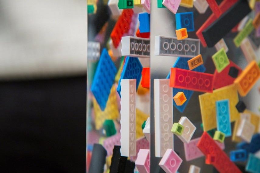 Helder Batista - Lego (detail), 2014