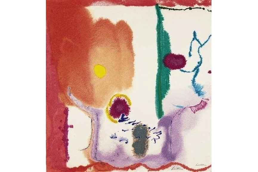 Helen Frankenthaler - Beginnings, 2002