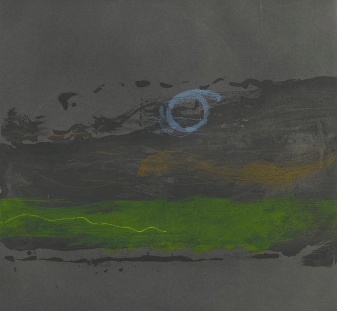Helen Frankenthaler-Broome Street At Night (Harrison 122)-1987