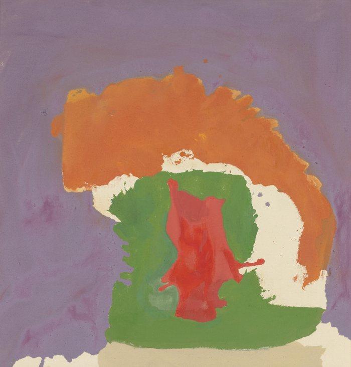 Helen Frankenthaler-Cloister-1964