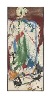 Helen Frankenthaler-Las Mayas-1958