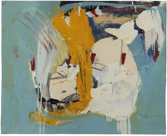 Helen Frankenthaler - Summer Picture