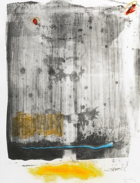 Helen Frankenthaler-Walking Rain (Harrison 130)-1987