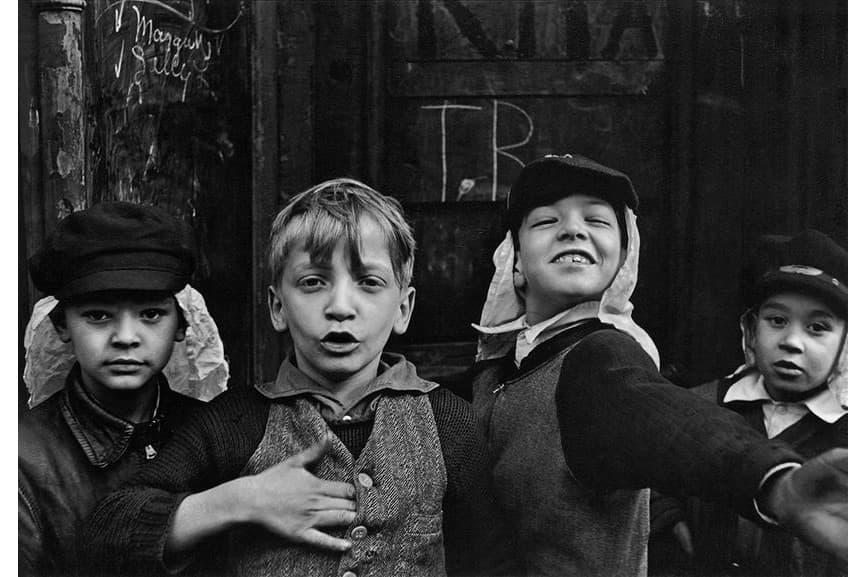 Helen Levitt - New York, 1940