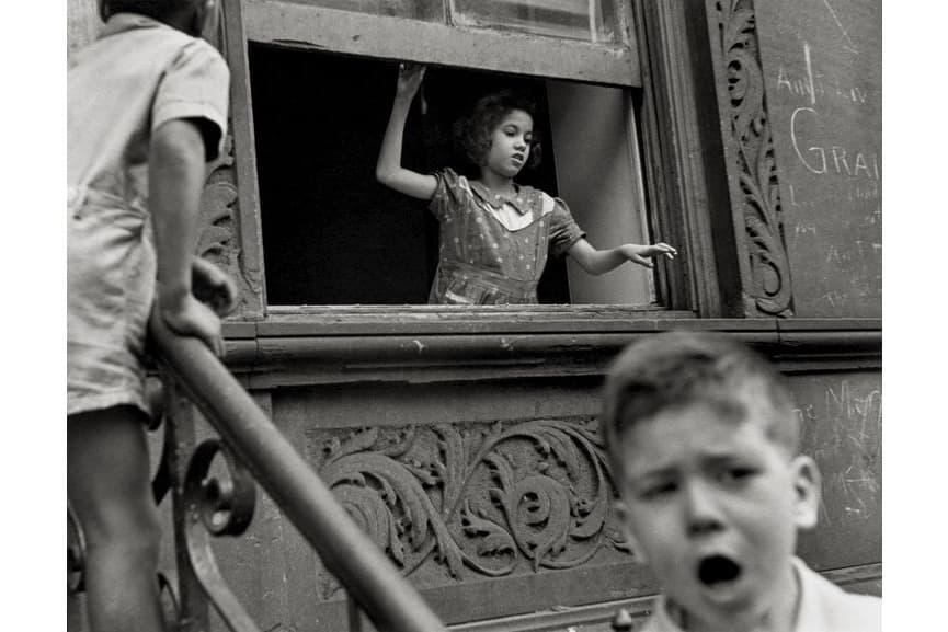 Helen Levitt - New York