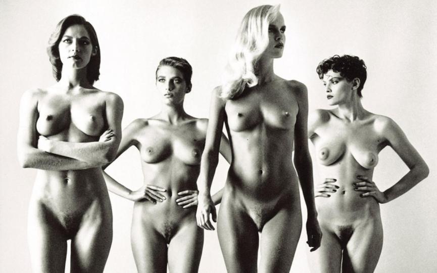 Newton's Nudes