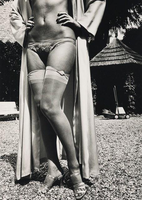 Helmut Newton-Paris-1976