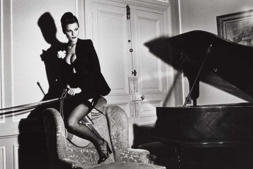 Helmut Newton art