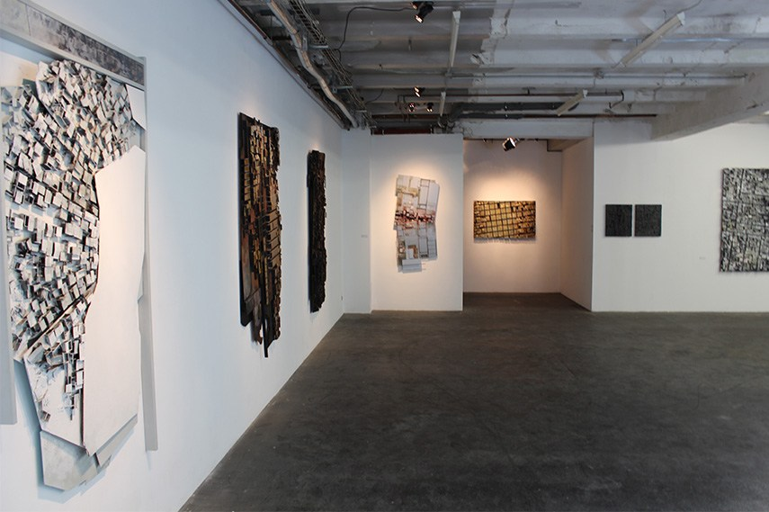 Hendrik Czakainski exhibition 2015