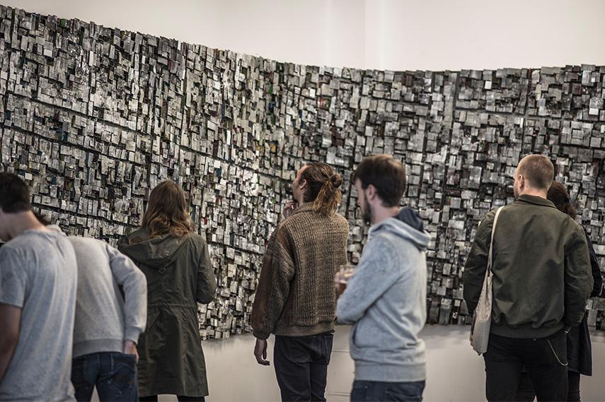 Hendrik Czakainski exhibition